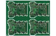 ENIG-Grün Soldermask mehrschichtiges Brett kundenspezifischer Schaltung PWBs FR4 für Transformator en ventes