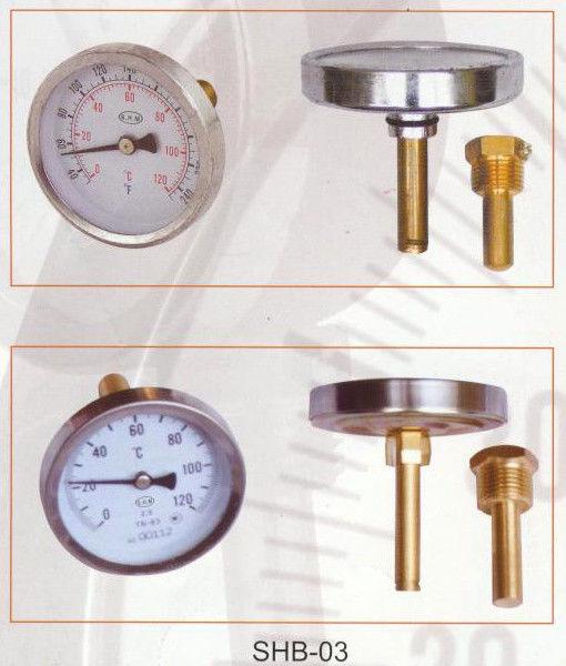 Heißwasser thermometer